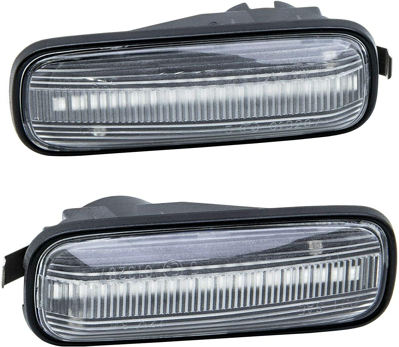 71108 rm-style LED SEITENBLINKER KLARGLAS