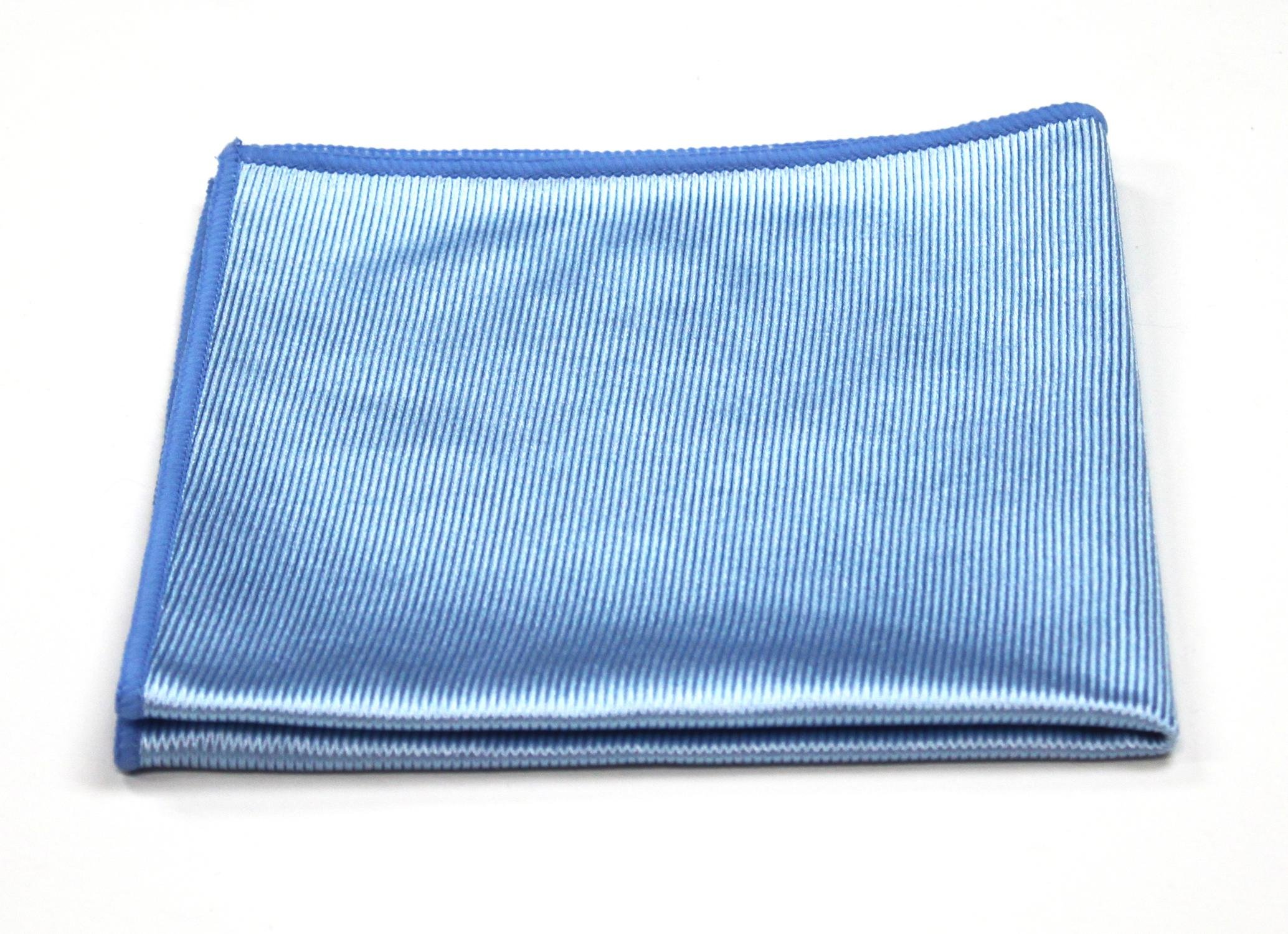Pro-Clean Basics A73040 Microfiber Glass Cleaning Cloth, 16'' x 16''