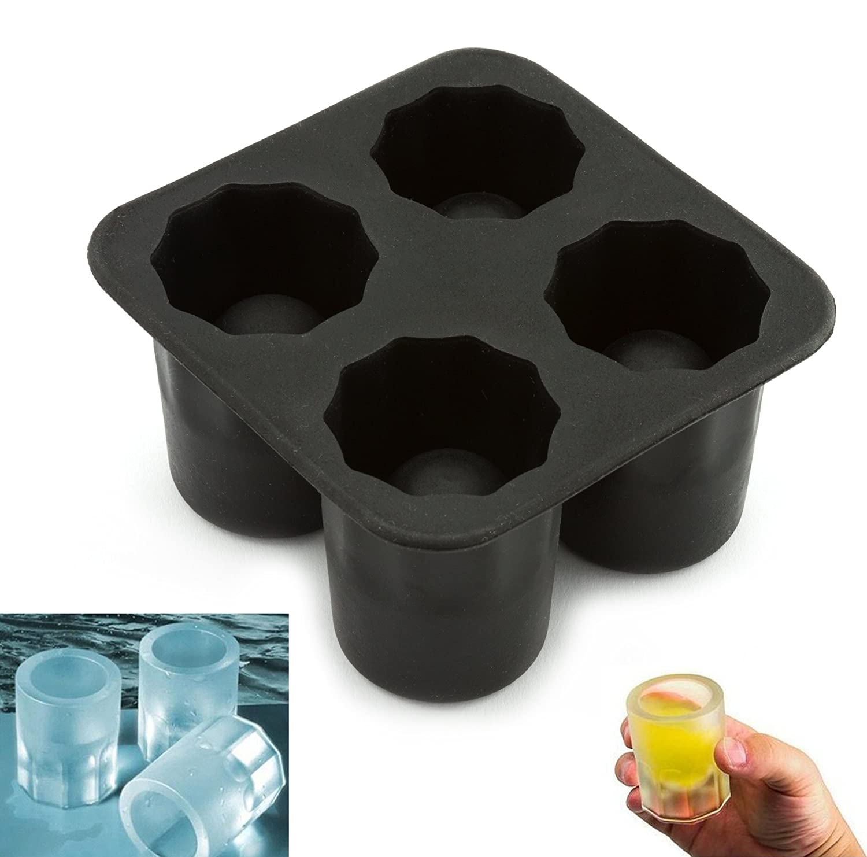 Compra Oblique-Unique Forma Cubitos de Hielo Forma de Cubo ...