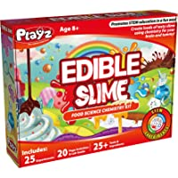 Deals on Playz Edible Slime Candy Making Food Science Chemistry Kit