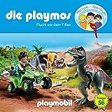 Die Playmos / Folge 56 / Flucht vor dem T-Rex