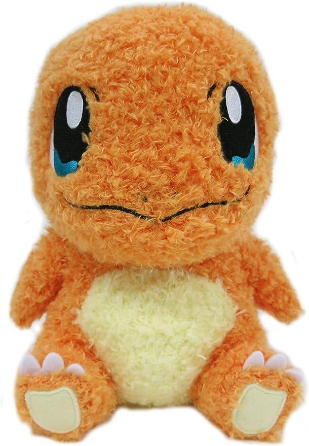 "Sekiguchi Pokemon MokoMoko Bulbasaur Fluffy Stuffed Plush 7/"" From Japan"