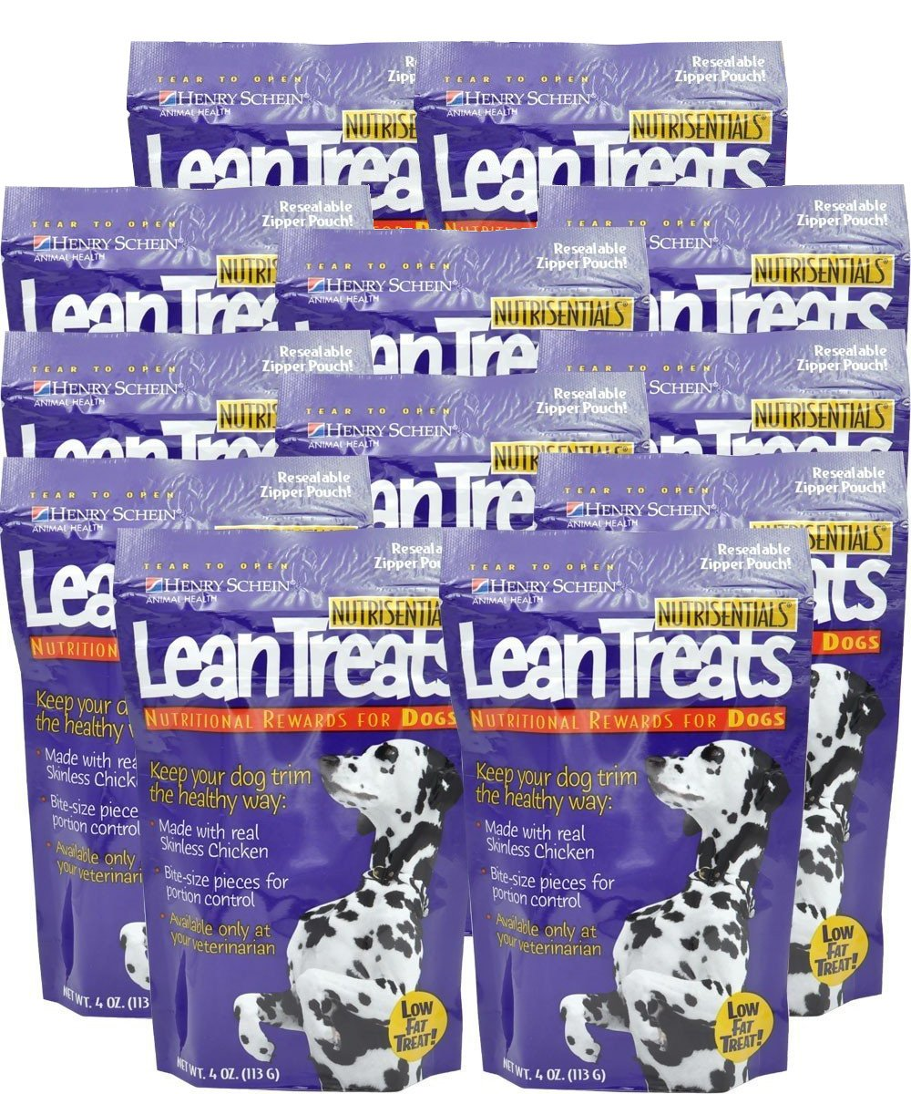Lean Treats Nutritional Rewards for DOGS 12PACK 2.2 lbs by Butler