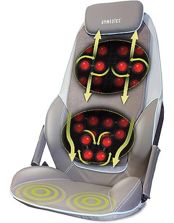 Homedics CBS-1000 Silla de masaje con innovador sistema T, 14 programas diferentes seleccionables