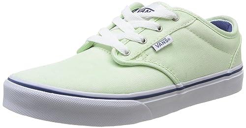 a3f800e56 Vans Atwood - Zapatillas de Lona para niña  Amazon.es  Zapatos y  complementos