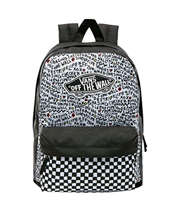 zaino vans realm backpack VN0A3UI6YDP 074 Size : -: Amazon.es: Zapatos y complementos