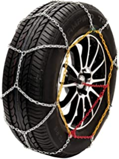 Rim Size 13-17 Inch Wheels SUV /& Van Tyre Width 145-240mm Auto Tecnik Snow Chains 2 Corrosion Resistant Car Tyre KNS Anti Skid Easy to Fit Winter Grip 20Mn2 Steel To Fit Car