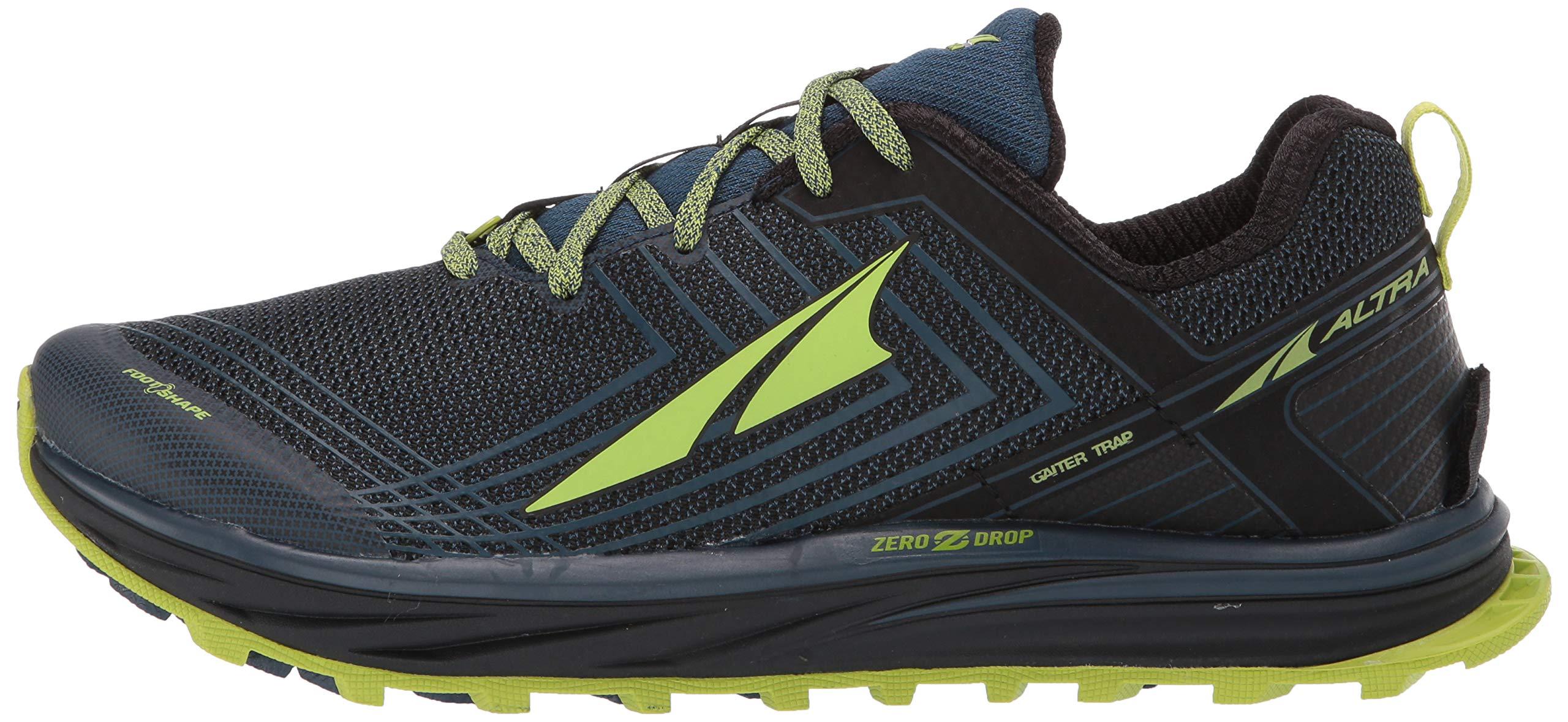 Altra Footwear Men's TIMP 1.5 Blue/Lime 7 D US by Altra (Image #5)