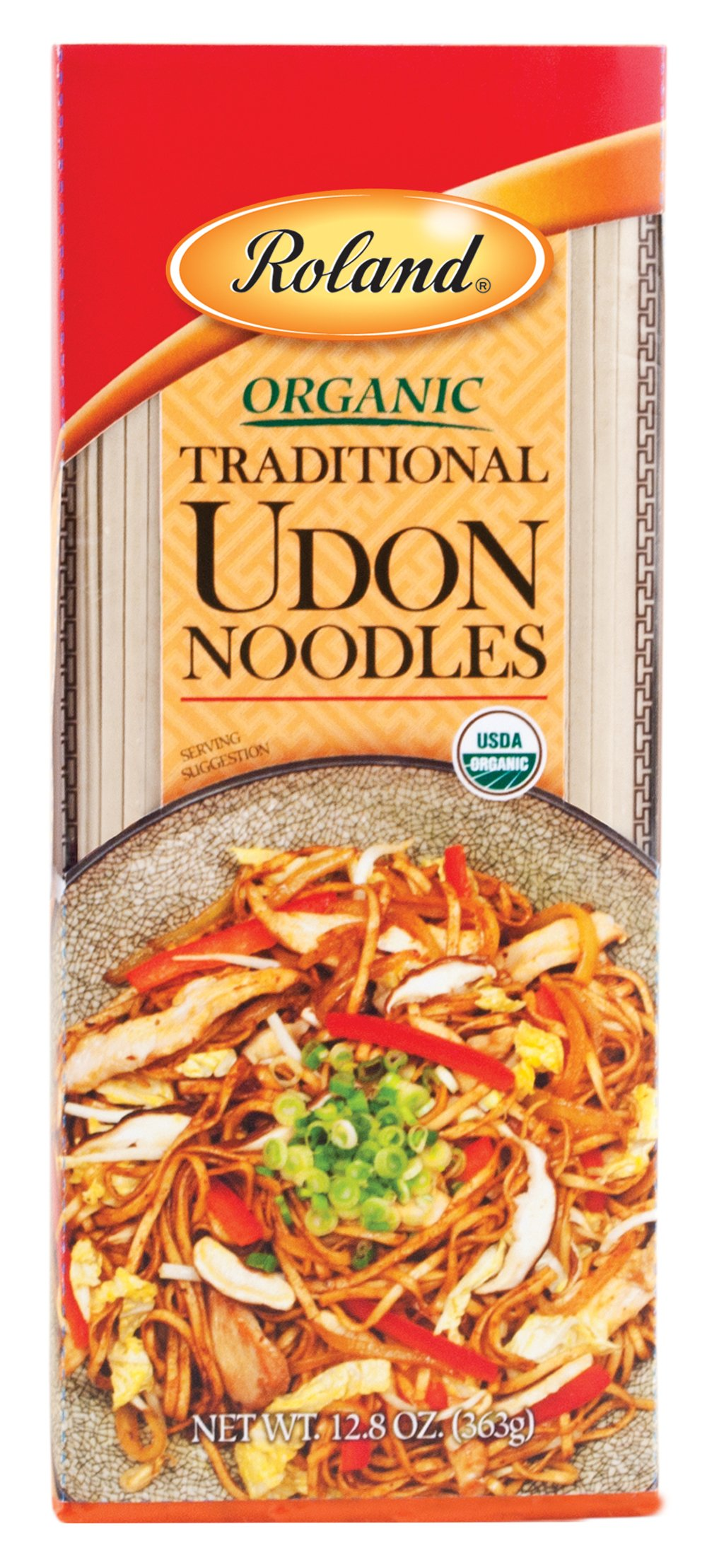 Roland Udon Noodles, 12.8 Ounce (Pack of 30)