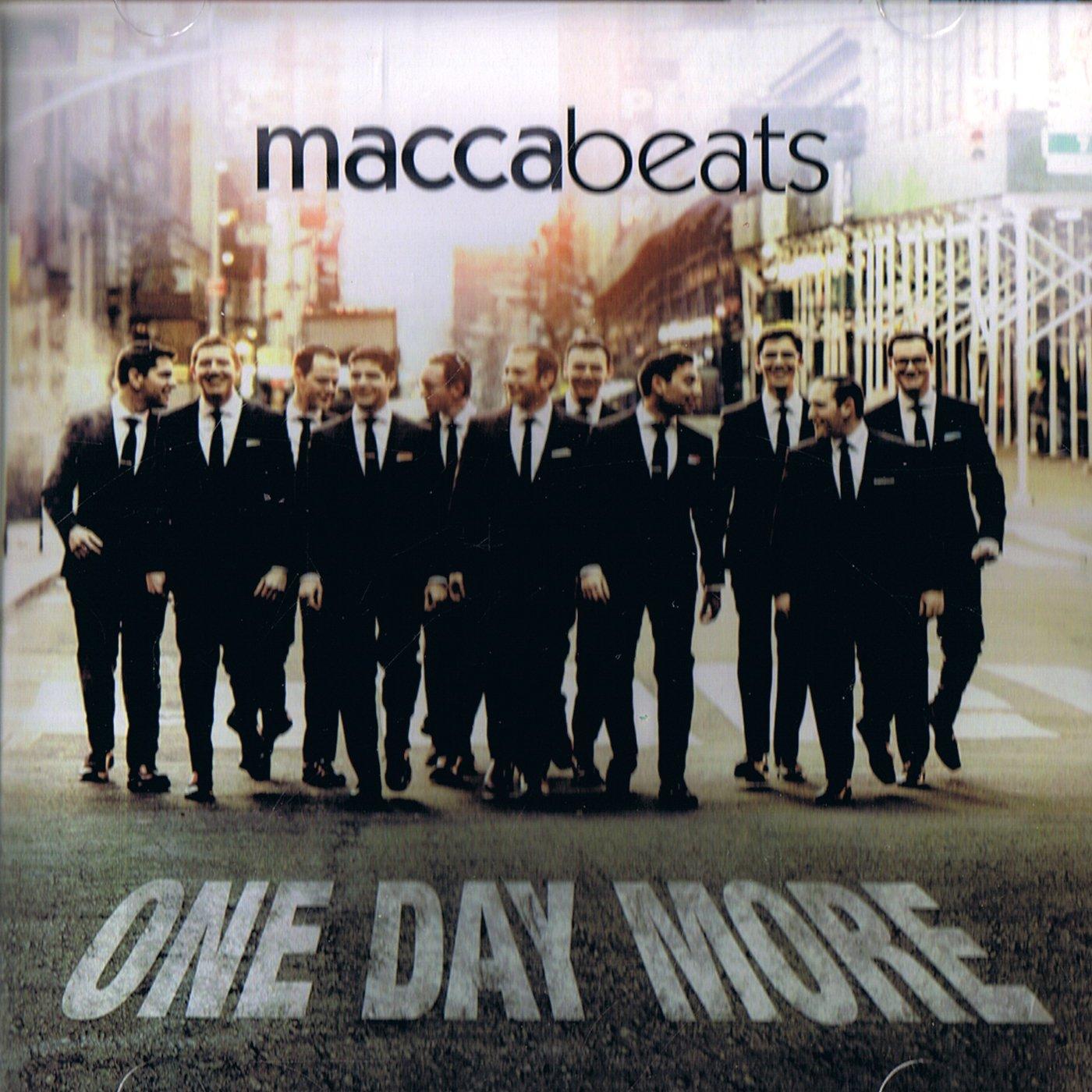 maccabeats one day