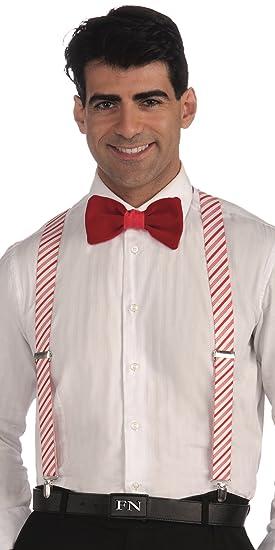 44b1b21ea466 Forum Novelties Candy Cane Suspenders at Amazon Men's Clothing store ...