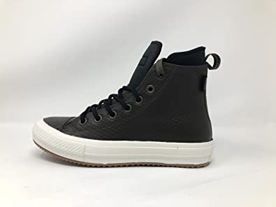 6d31fef4061f Image Unavailable. Image not available for. Color  Converse Chuck Taylor All  Star Weapon Skate Ox Charcoal Gum Men s ...