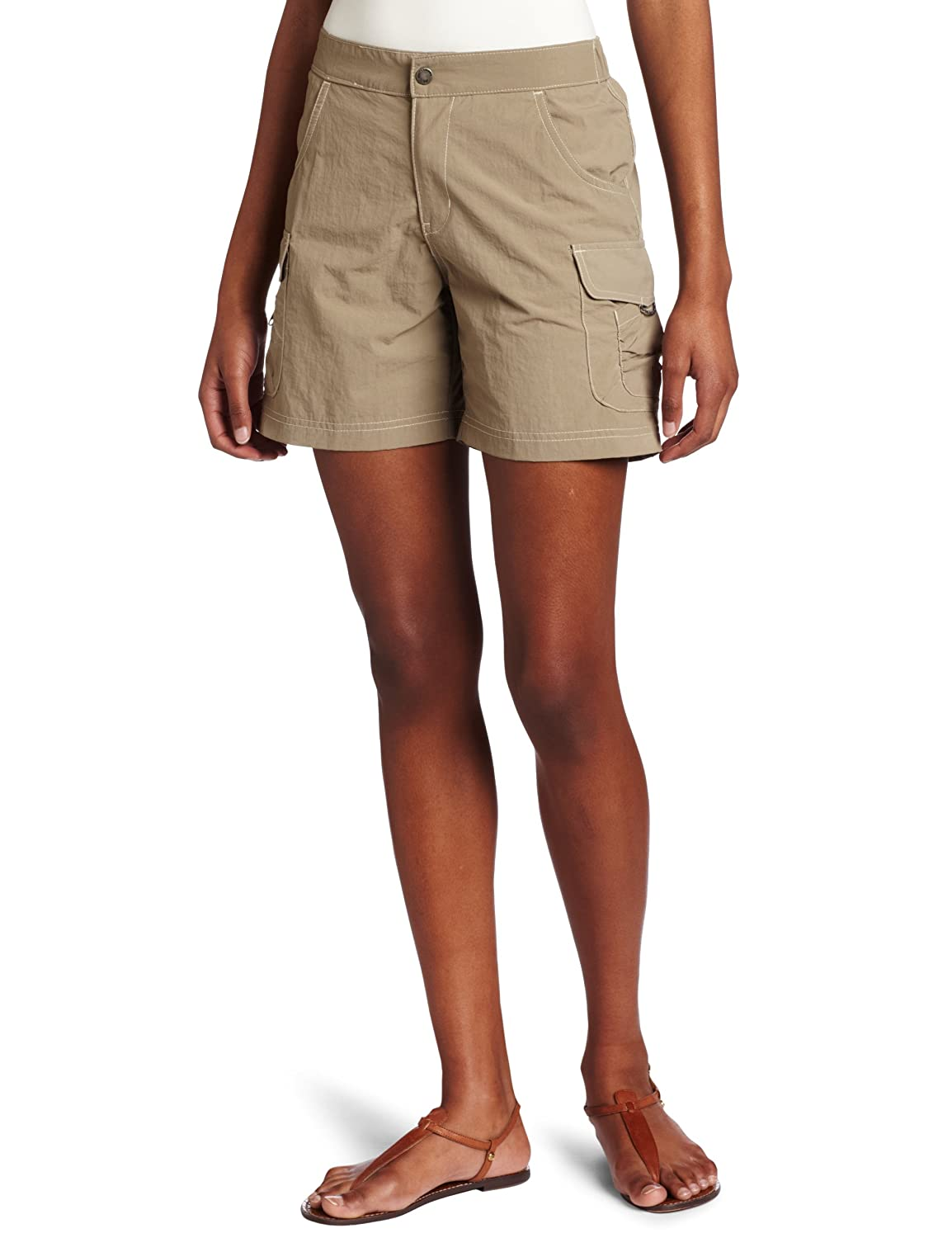 White Sierra Women's Crystal Cove River Shorts D5700W