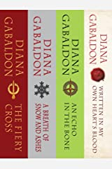 The Outlander Series Bundle: Books 5, 6, 7, and 8: The Fiery Cross, A Breath of Snow and Ashes, An Echo in the Bone, Written in My Own Heart's Blood Kindle Edition