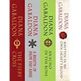 The Outlander Series Bundle: Books 5, 6, 7, and 8: The Fiery Cross, A Breath of Snow and Ashes, An Echo in the Bone, Written