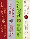 The Outlander Series Bundle: Books 5, 6, 7, and 8: The Fiery Cross, A Breath of Snow and Ashes, An Echo in the Bone…
