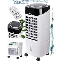 Aire acondicionado 3 en 1 con capacidad de 7 litros, 3 niveles de ...