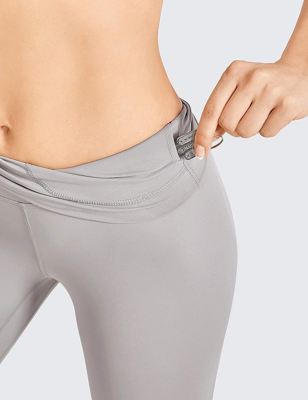 CRZ YOGA Women's Naked Feeling I High Waist Tight Yoga Pants Workout Leggings-25 Inches: Clothing