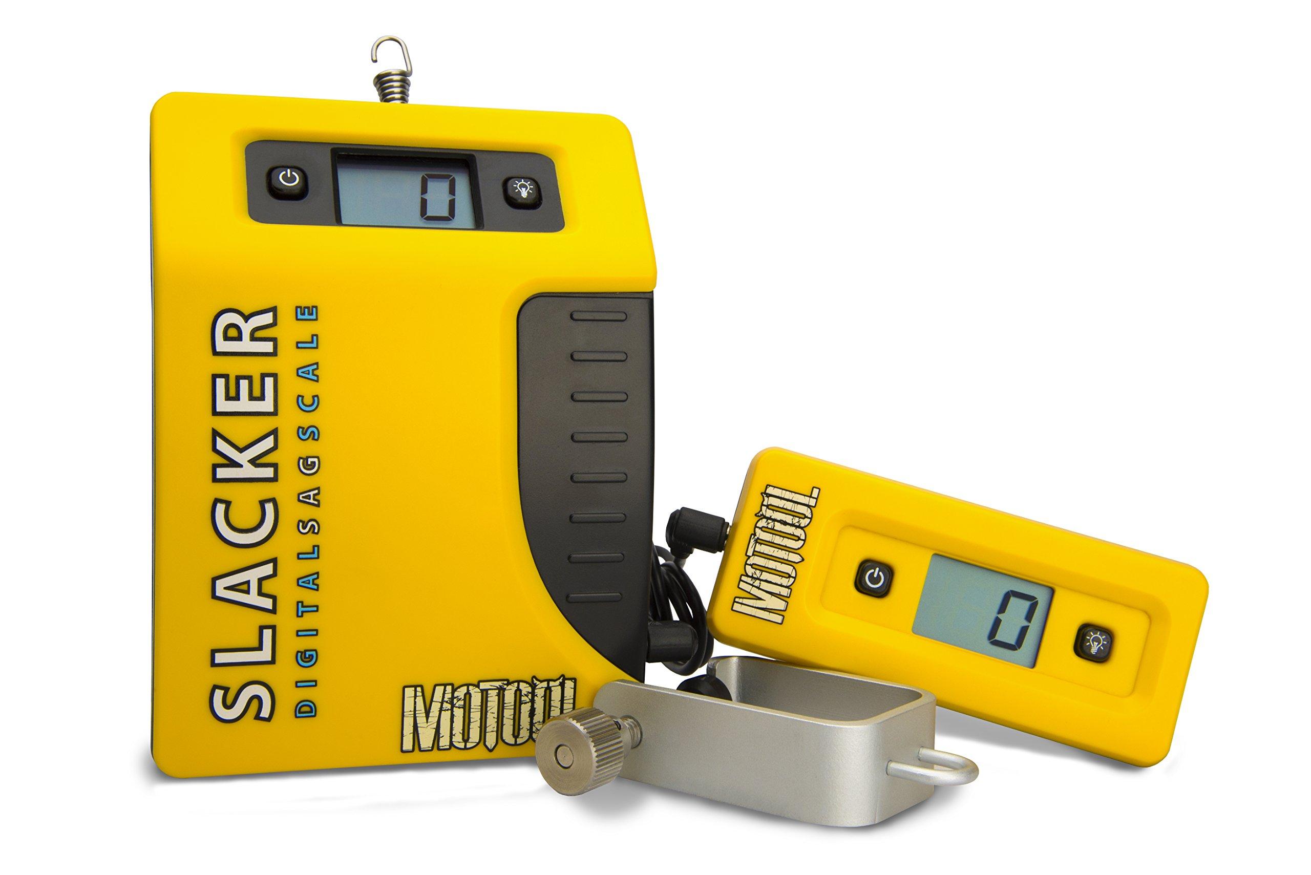 New! Slacker V2 Digital Sag Scale