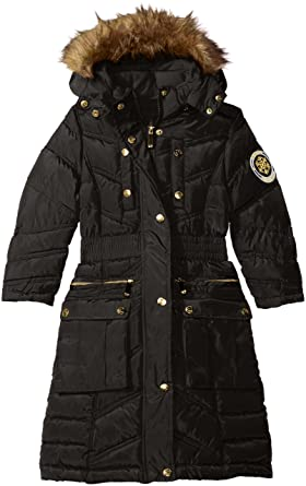 Amazon.com: Weatherproof Little Girls' Toddler Maxi Bubble Coat ...