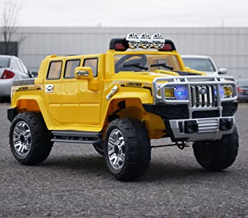 ride on car hummer style electric vehicle battery operated car for kids 2