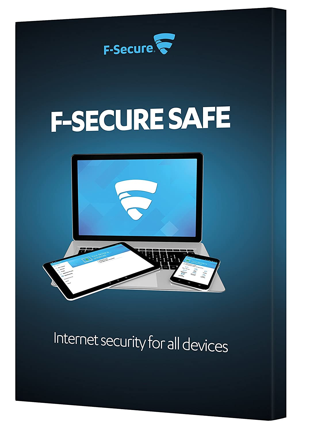 F-Secure Safe Internet Security Retail Box (1 Year, 5 Devices) (PC/Mac/Android): Amazon.es: Software