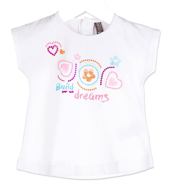 Losan Baby M/ädchen T-Shirt Gr.68-92 Shirt Kurzarm Pullover Neu!