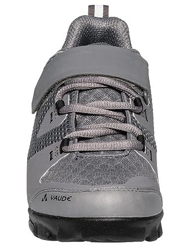 VAUDE Women's Tvl Hjul, Chaussures de VTT Femme, Gris (Anthracite), 41 EU