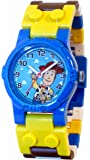 LEGO® Toy Story Woody Kids' Watch with minifigure 9002670