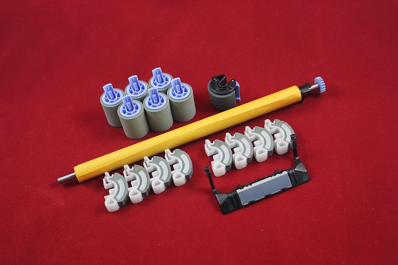 Maintenance Roller Kit for HP LaserJet 4000 4050 17pcs w//manual