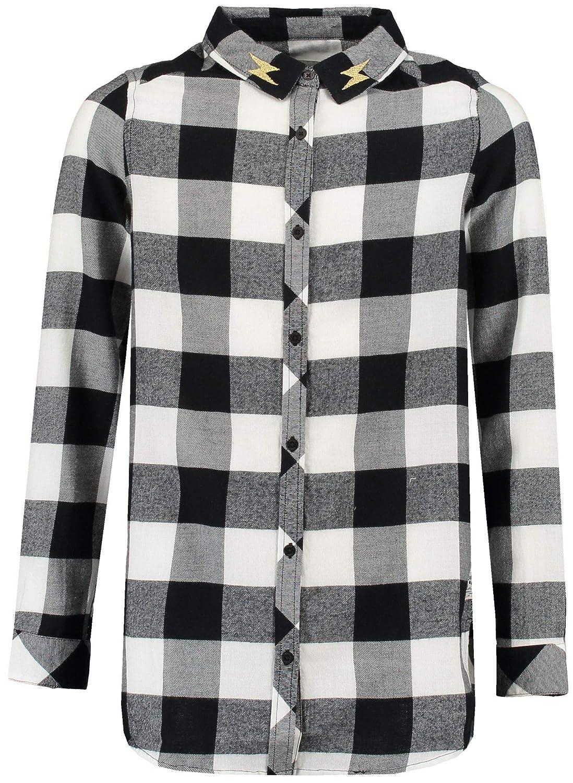 Garcia M/ädchen Hemd Bluse V82635