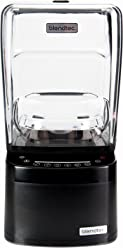 """Blendtec """"Pro"""" 795 Blender with Wildside+ Jar (96 oz) and Spoonula BUNDLE, 6 Pre-Programmed Cycles, 11-Speeds, Black """