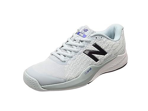 1a22c86de2a9b [ニューバランス] テニスシューズ MCO996(旧モデル) メンズ グレー/ホワイト 25.5 cm