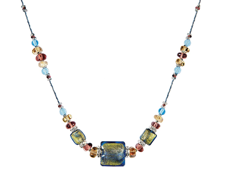 vasta selezione di il più votato genuino buona consistenza Antica Murrina Collana Mistral 2 Necklace of 18cm CO682A06 ...