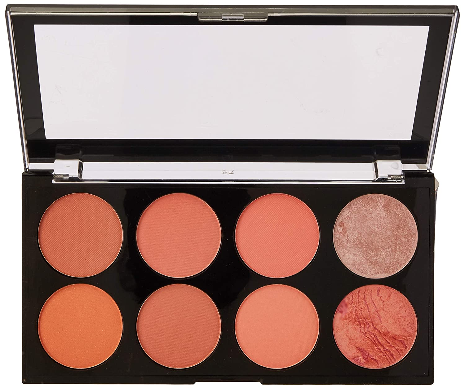 Makeup Revolution Ultra Blush and Contour Palette, Hot Spice