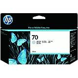 HP C9451A - cartucho de tinta 70, 130 ml, gris claro