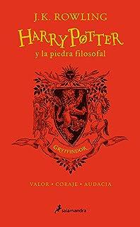Amazon.com: Harry Potter y la piedra filosofal (Spanish ...