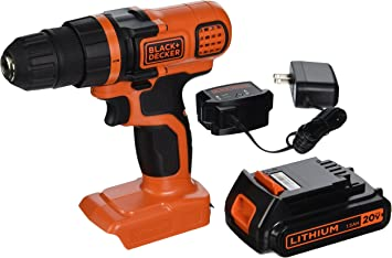 BLACK+DECKER LDX120C featured image 3