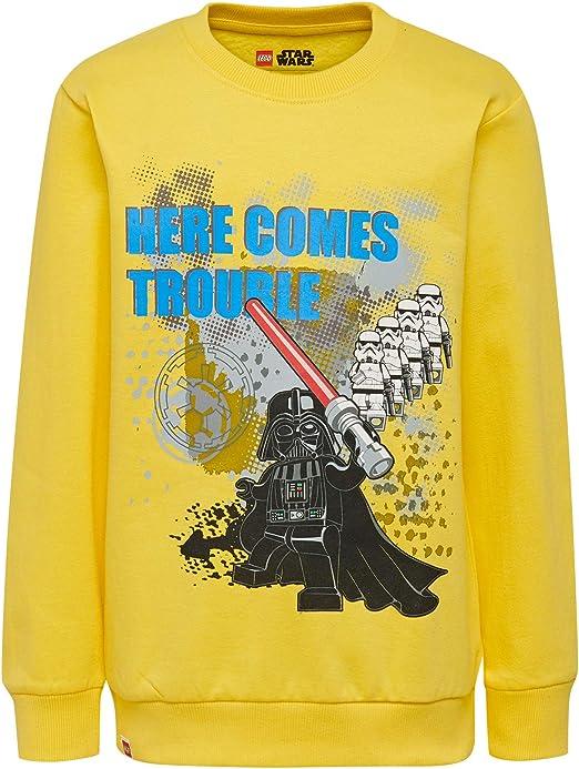 LEGO Star Wars Cm B Camiseta de Manga Larga para Ni/ños