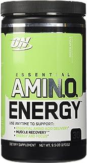 Amazon.com: Optimum Nutrition Amino Energy with Green Tea and ...