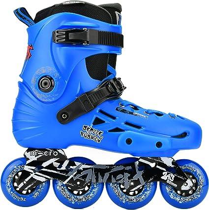 MICRO skates MT-Plus 2018 Black sizes EU38-45