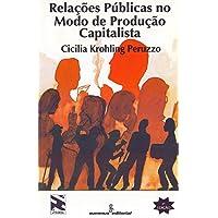 Relações públicas no modo de produção capitalista