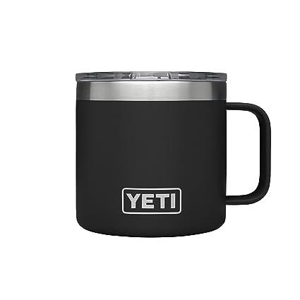 Yeti Cup Prices >> Amazon Com Yeti Rambler 14 Oz Stainless Steel Vacuum Insulated Mug