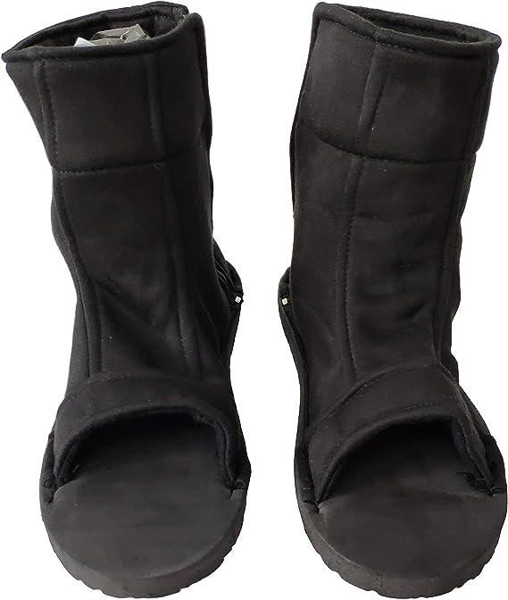 Amazon.com: OURCOSPLAY Zapatos Shinobi Ninja Shippuden ...