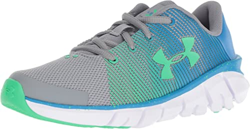 Under ArmourBoys' Pre School X Level Scramjet Running Shoes