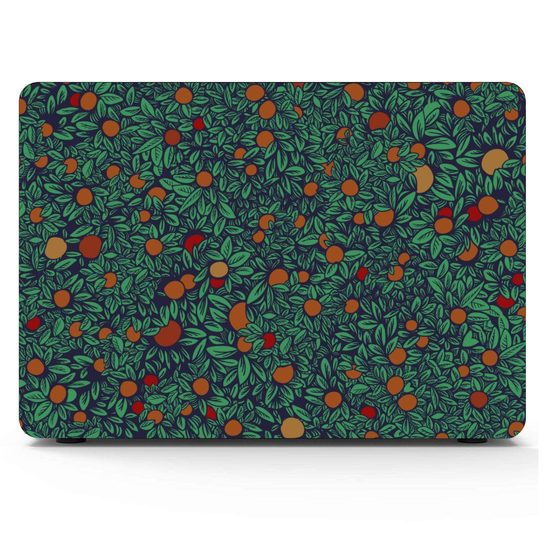 MacBook Pro Laptop Case Summer Retro Sweet Sour Orange Tree Plastic Hard Shell Compatible Mac Air 11 Pro 13 15 MacBook Pro Laptop Cover Protection for MacBook 2016-2019 Version