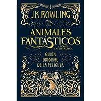 Animales fantasticos y donde encontrarlos (guión original): Guión