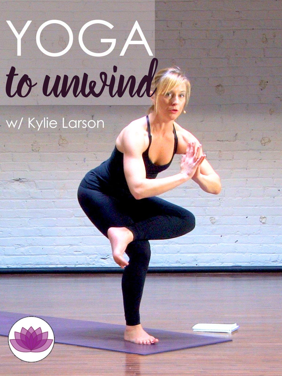 Yoga to Unwind on Amazon Prime Video UK