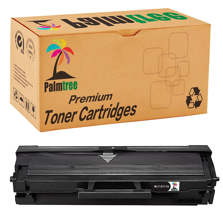 2 Negro Palmtree Compatible Cartucho de t/óner Samsung MLT-D111S Para Samsung Xpress M2022 M2022W M2020W M2020 M2070 M2070W M2070FW M2026 M2026W