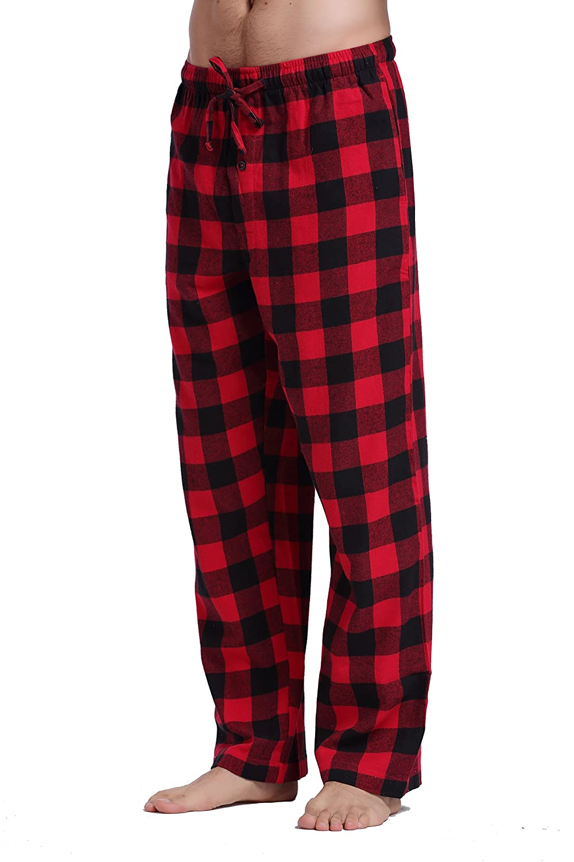 Mens Winter Pajamas Breeze Clothing